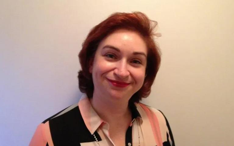 Dr Sani Dimitroulopoulou
