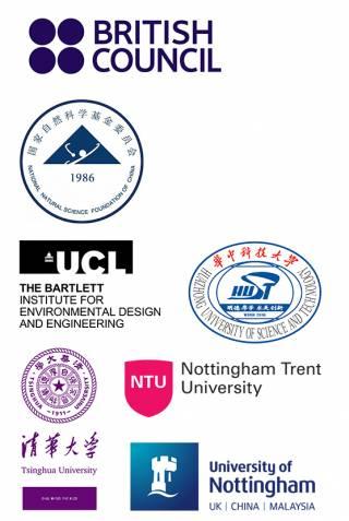 China-UK research workshop logos