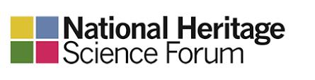 National Heritage Science Forum logo