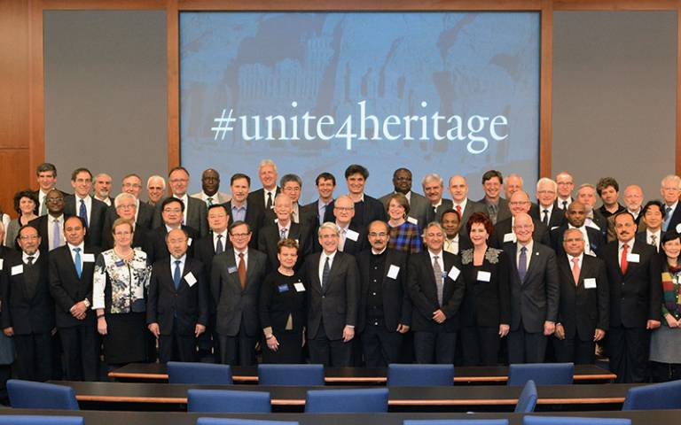 Heritage partnerships