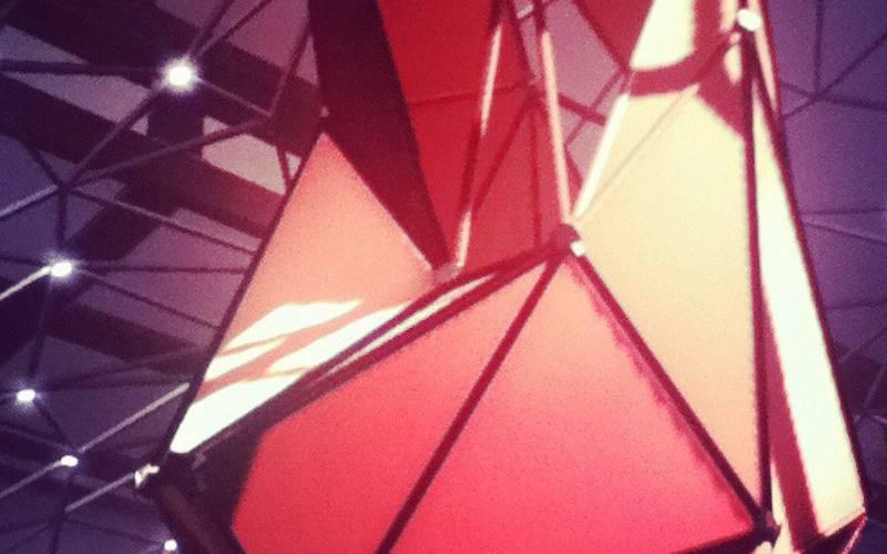Shapes From Deus Ex: Human Revolution. Credit: James Pollock