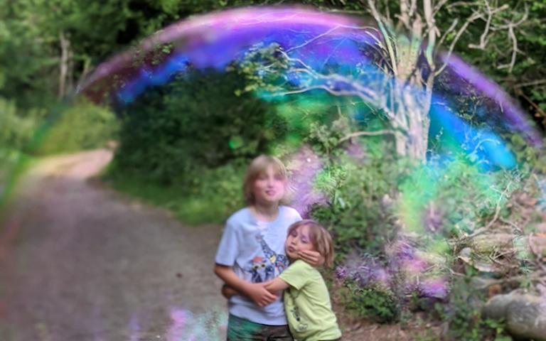 Winning entry 'Bubble'