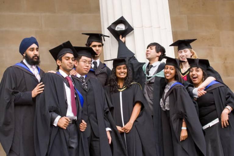 students-graduate