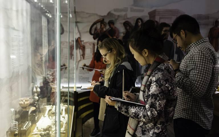 MSc Sustainable Heritage trip in Malta 2016