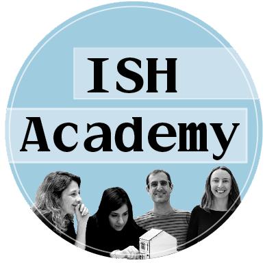 ISH Academy logo