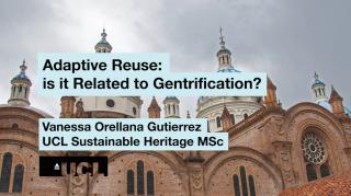 Adaptive reuse title slide