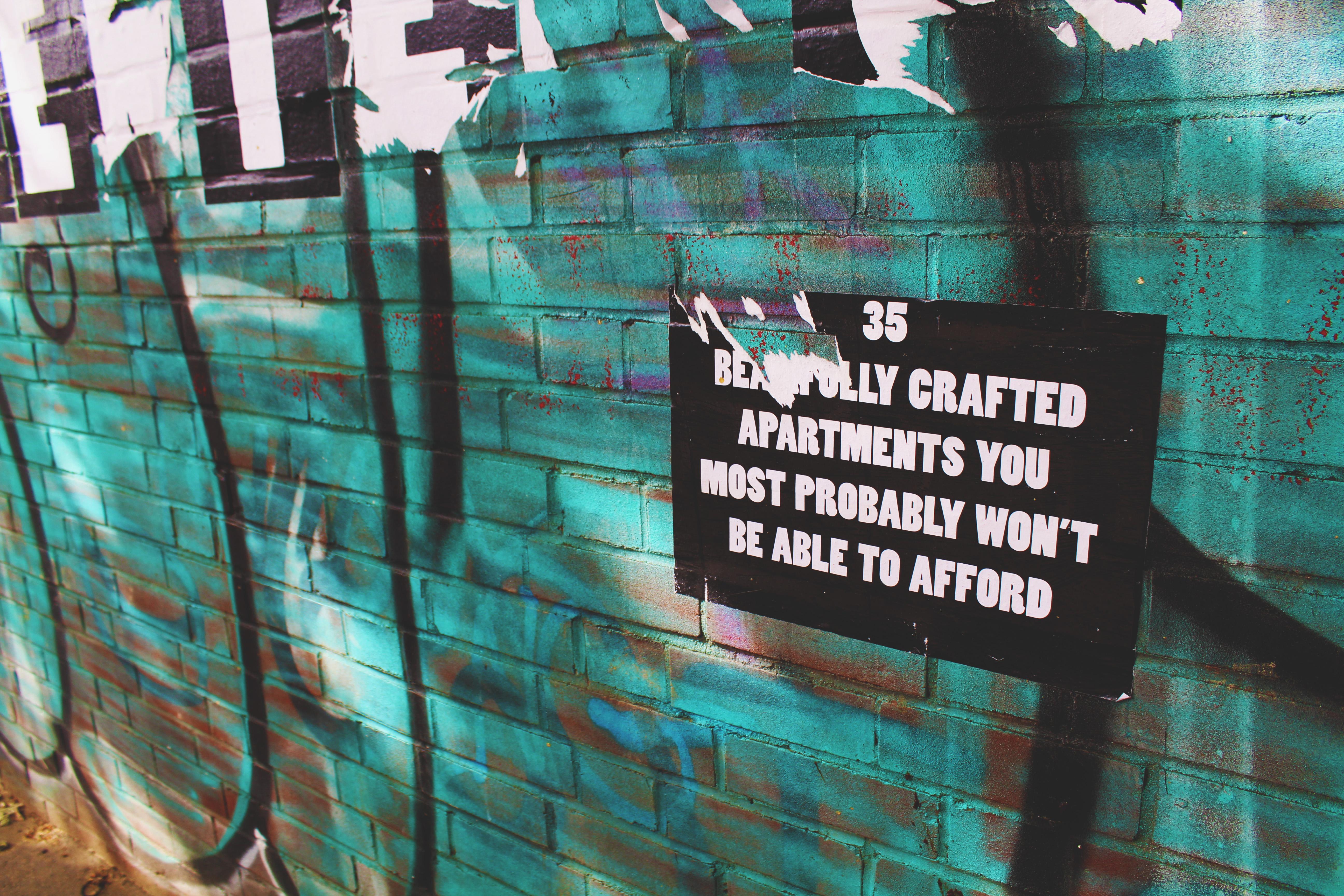 Graffiti art in Hackney Wick. Photo credit Fatima Uddin