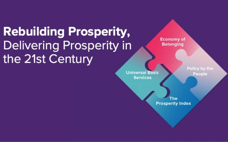 Rebuilding Prosperity Campaign