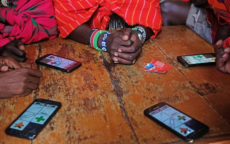 Maasai phones