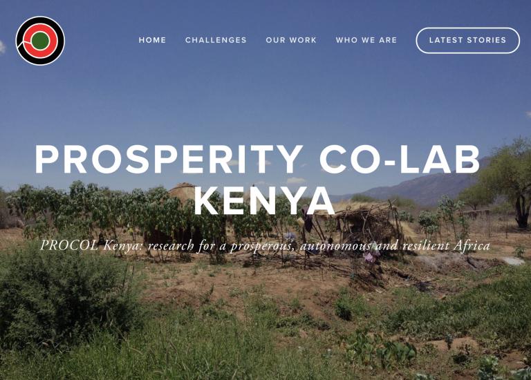 PROCOL Kenya website