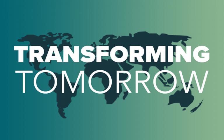 Transforming Tomorrow