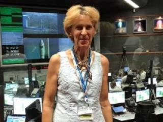 Headshot of Jacqueline McGlade