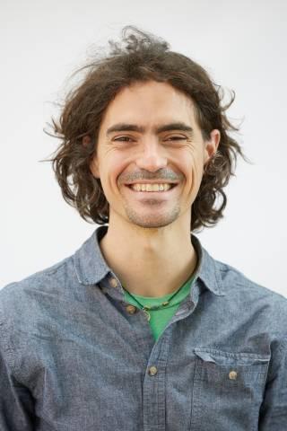 Juan Moreno headshot