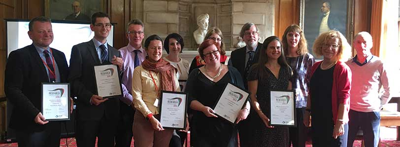 RTPI Awards for Research Excellence 2016