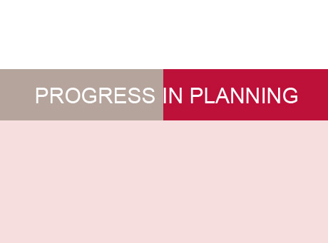 Progress in Planning