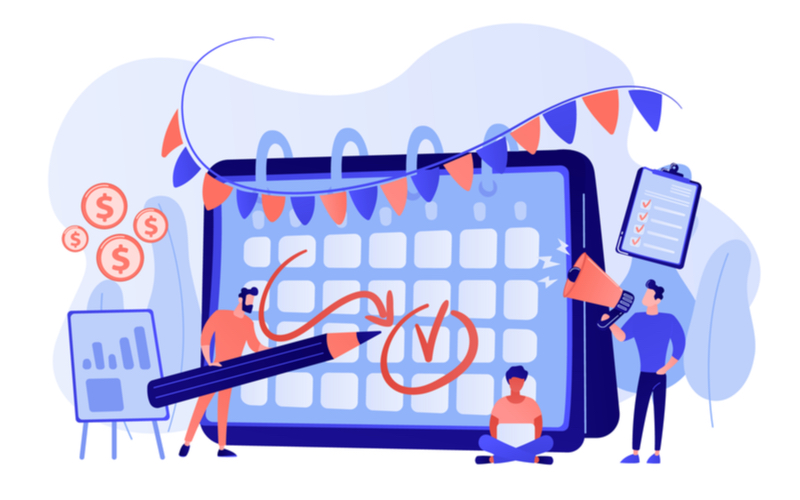 Event illustration