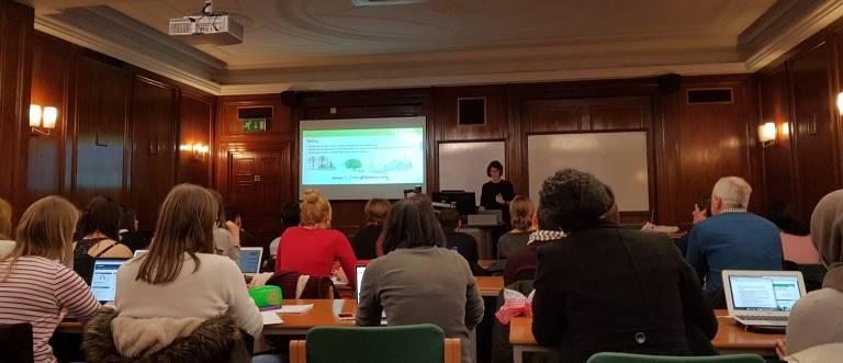 Bartlett students to develop evidence for emerging neighbourhood plan
