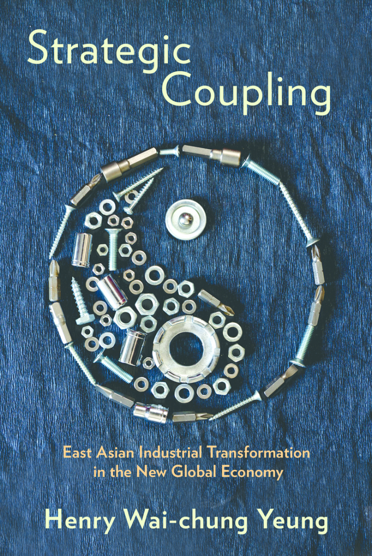 Book cover of STRATEGIC COUPLING