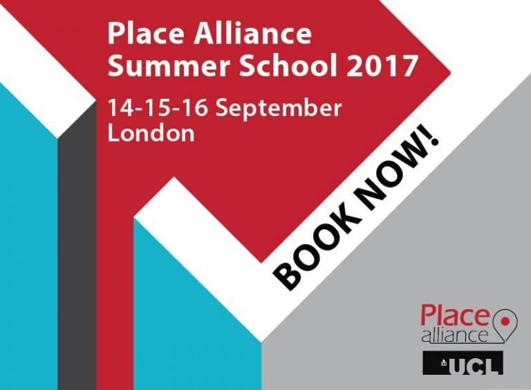 Urban Design Summer School | The Bartlett School of Planning - UCL