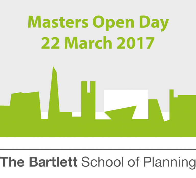 Masters Open Day 2017