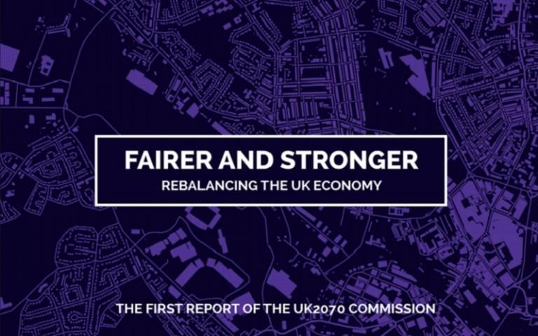 UK2070 report cover