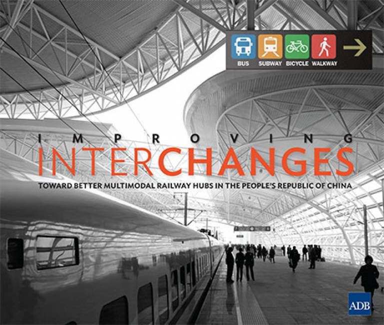 Improving Interchanges: Toward Better Multimodal Railway Hubs in the People's Republic of China