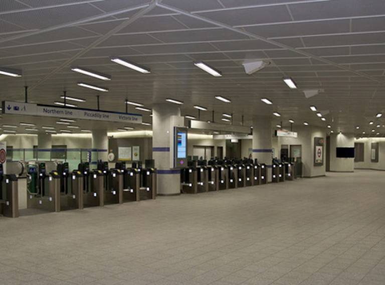Kings Cross Ticket Hall