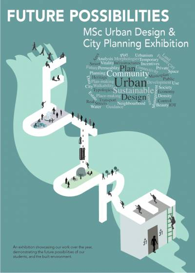 UDCP exhibition poster