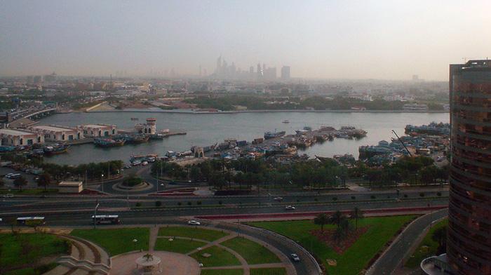 International planning - Dubai