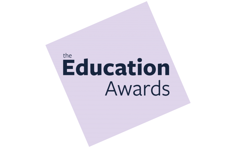 UCL Education Awards logo