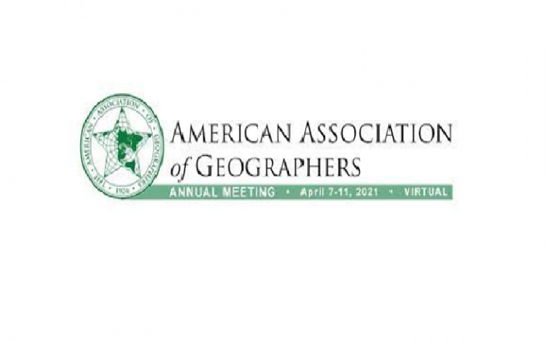 American Association of Geographers logo