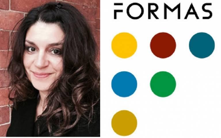 Catalina Turcu FORMAS logo