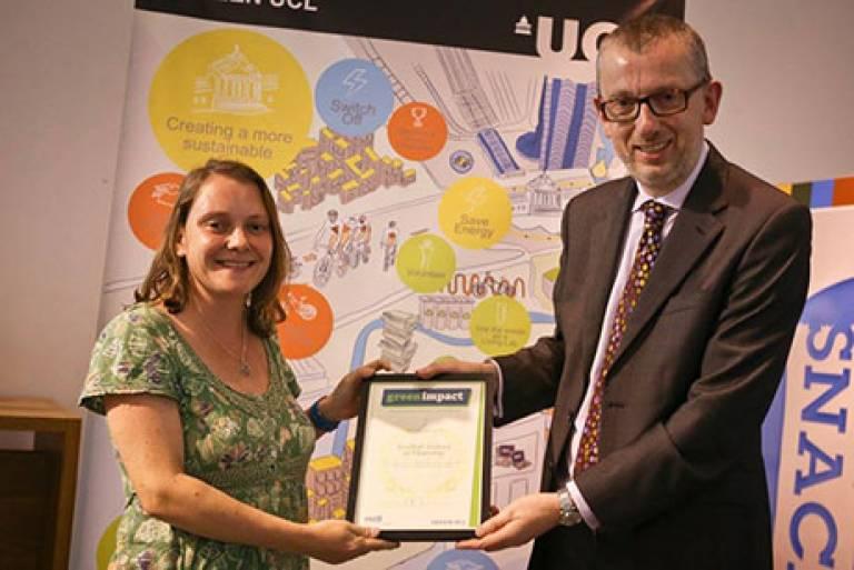 Naomi Jones Green Impact Award