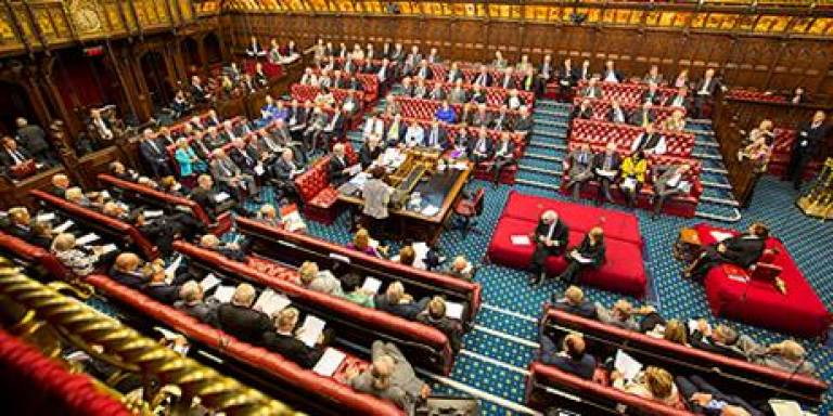 House of Lords Select Committee on National Policy for the Built Environment