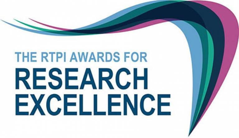 RTPI Awards for Research Excellence