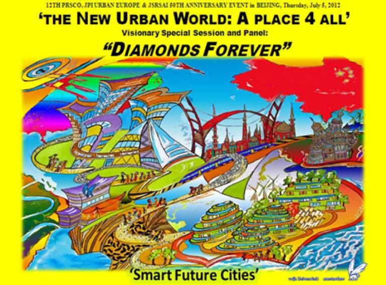 The New Urban World - A Place 4 All