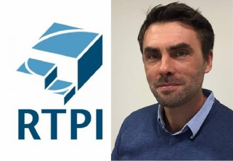 Nick Gallent RTPI