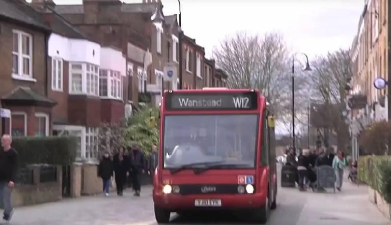 Wanstead Bus