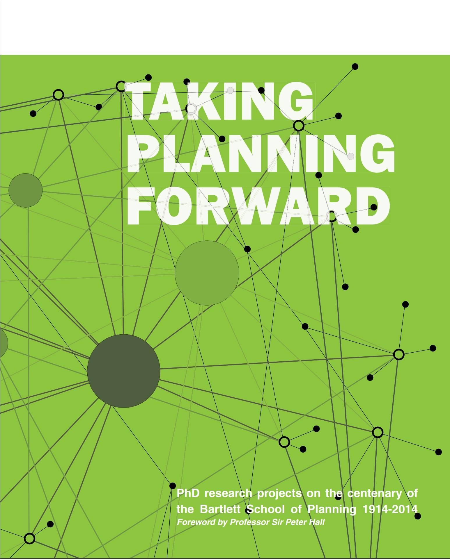 Taking Planning forward 1