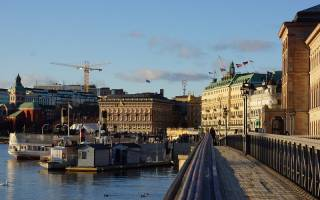Dehi Shetty Layers of Stockholm