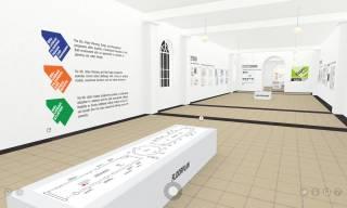 Virtual expo screenshot