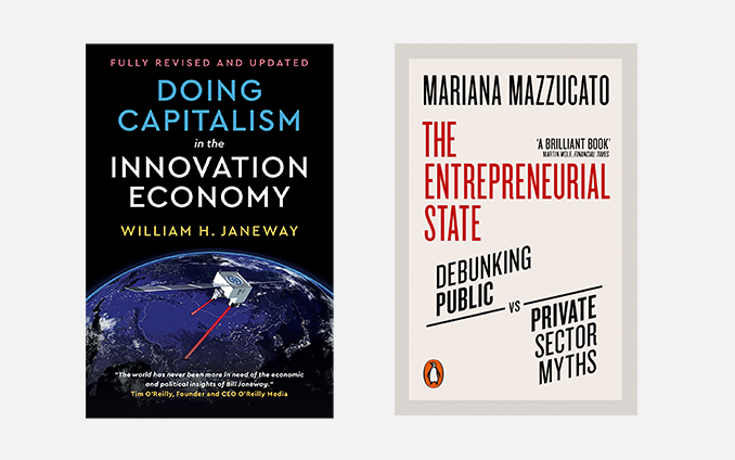 Doing Capitalism and The Entrepreneurial State