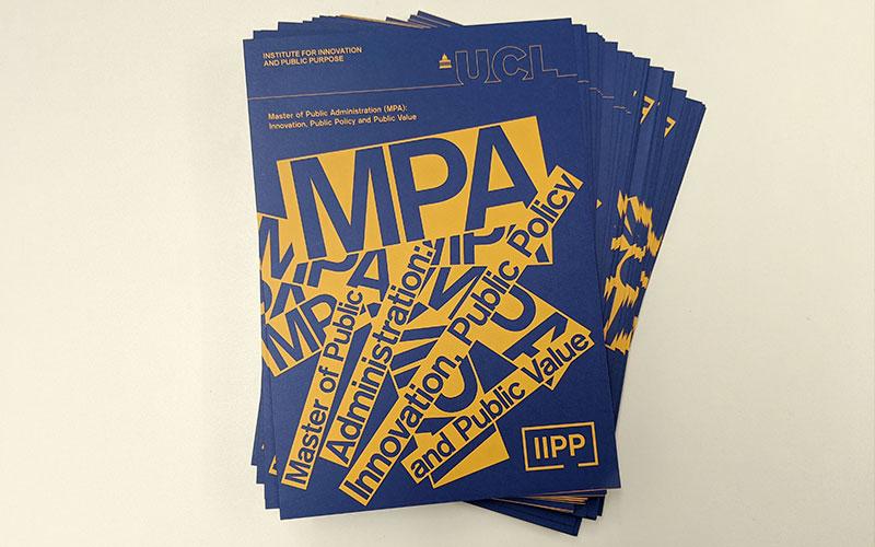 MPA brochure