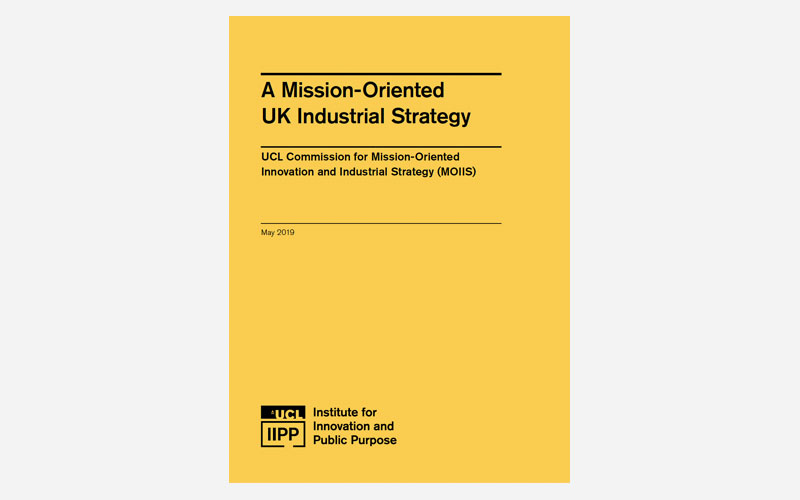 A Mission-Oriented UK Industrial Strategy