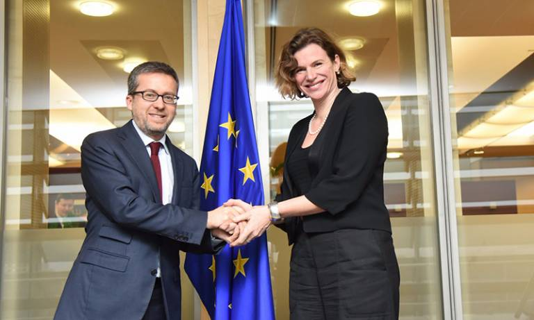 IIPP Director appointed Special Advisor to EU Commissioner