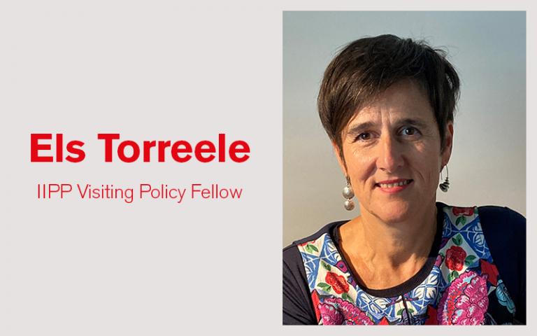 Els Torreele joins IIPP