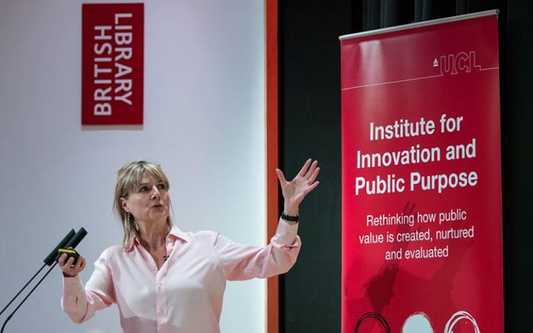 Amanda Levete Only connect: why public spaces matter