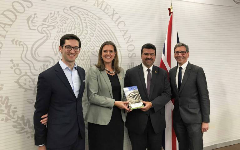 UK-Mexico consortium project commissioned by Mexico's Ministry of Energy (SENER) and National Council of Science and Technology (CONACYT)
