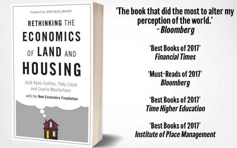 """""""The book that did the most to alter my perception of the world."""" - quote from review in Bloomberg. Financial Times Best books of 2017. Bloomberg Must-Read 2017. Times Higher Education Best Books of 2017. Institute of Place Management Best Books of 2017."""