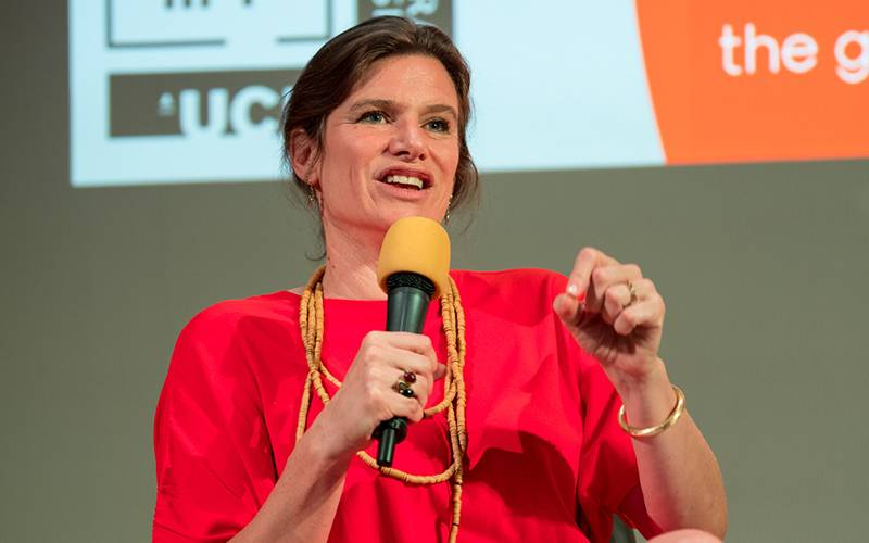 Mariana Mazzucato speaks on new book about the concept of value as part of our public lecture series Rethinking Public Value and Public Purpose in 21st-Century Capitalism.